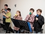 Adventní vernisáž a koncert 2014